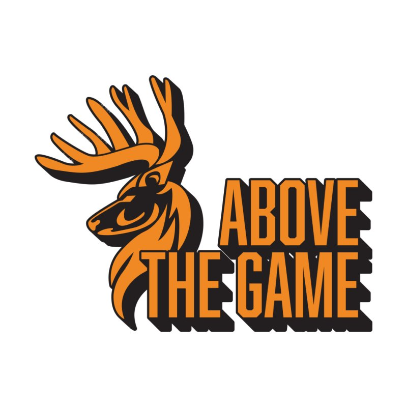 Above The Game Men's Sweatshirt by abovethegame's Artist Shop