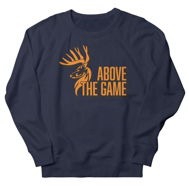 Above The Game Men's Sweatshirt by abovethegame's Artist Shop