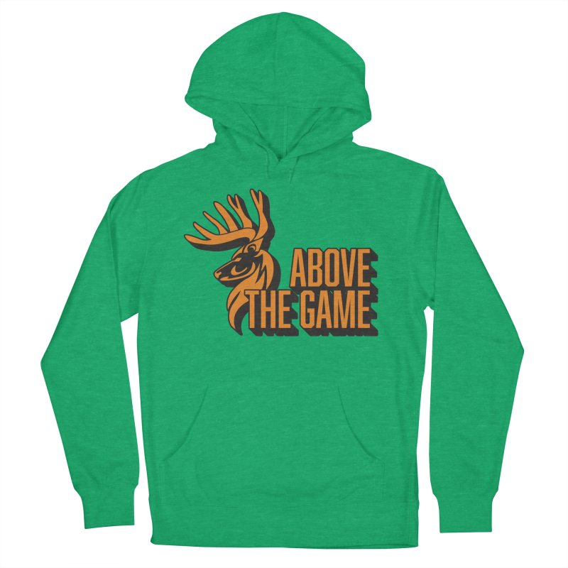 Above The Game Men's Pullover Hoody by abovethegame's Artist Shop