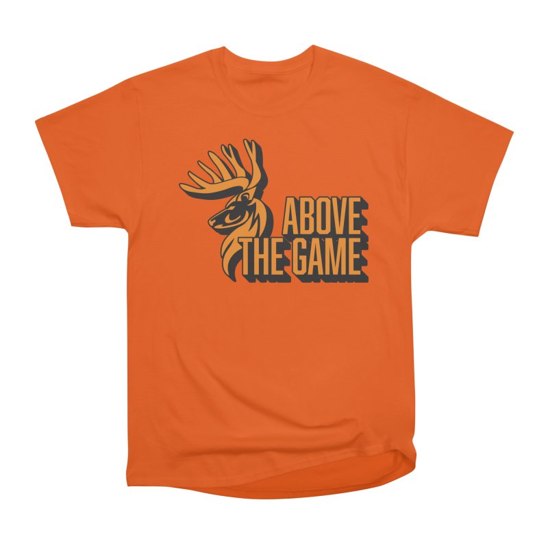 Above The Game Men's Classic T-Shirt by abovethegame's Artist Shop