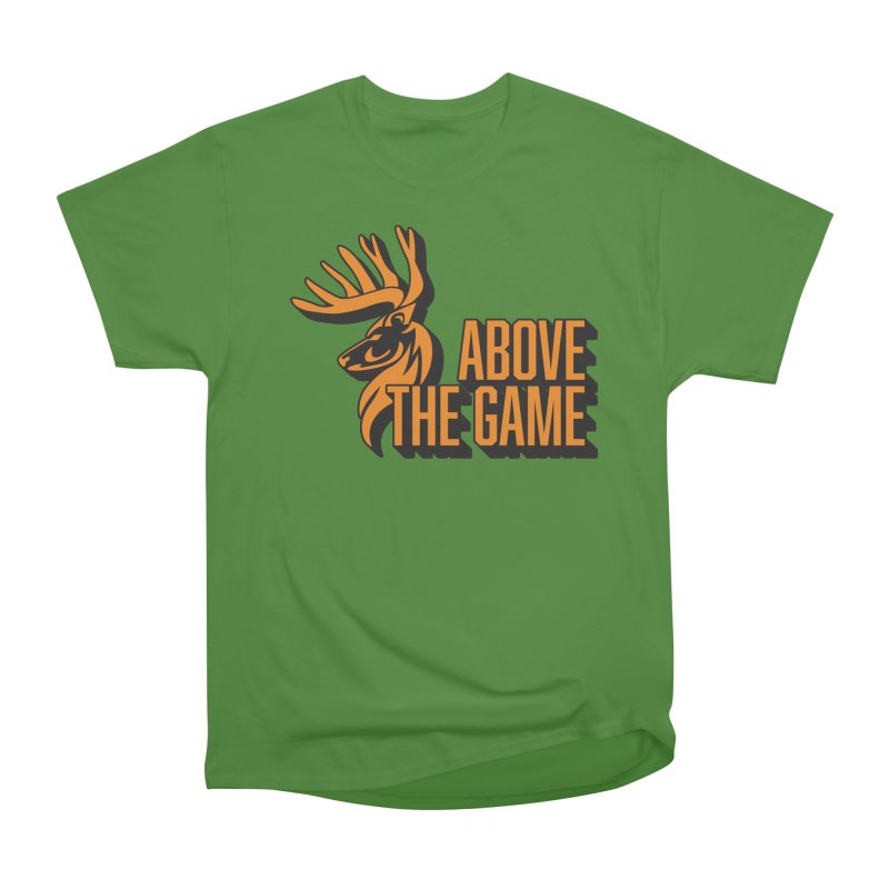 Above The Game Women's Classic Unisex T-Shirt by abovethegame's Artist Shop