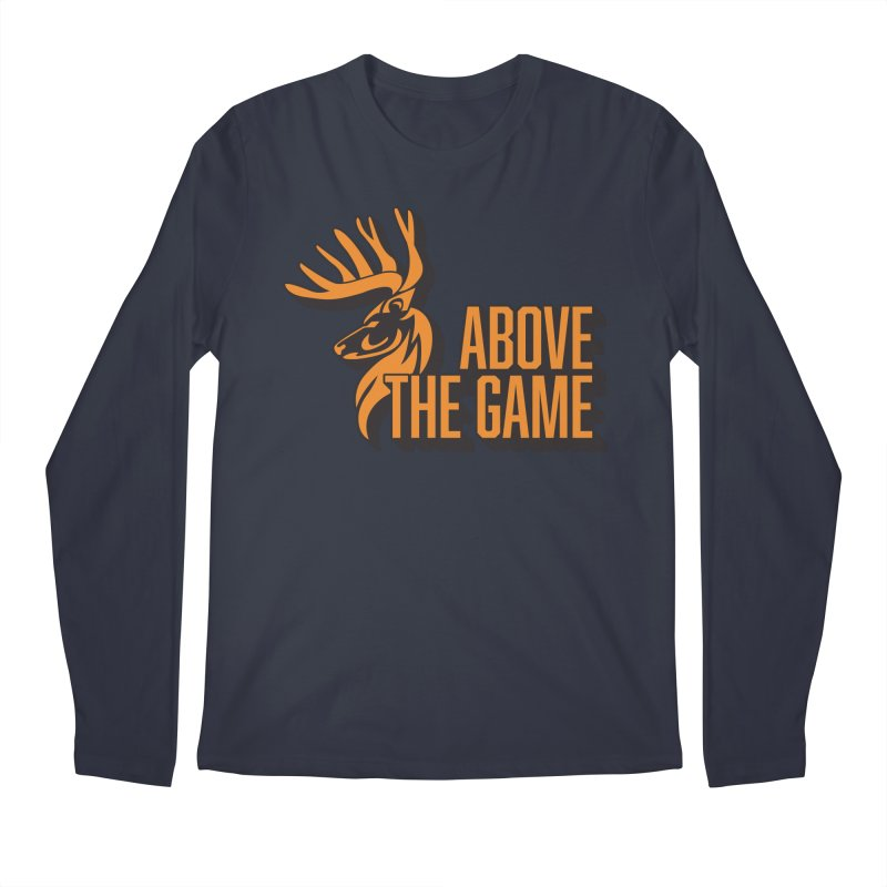 Above The Game Men's Regular Longsleeve T-Shirt by abovethegame's Artist Shop