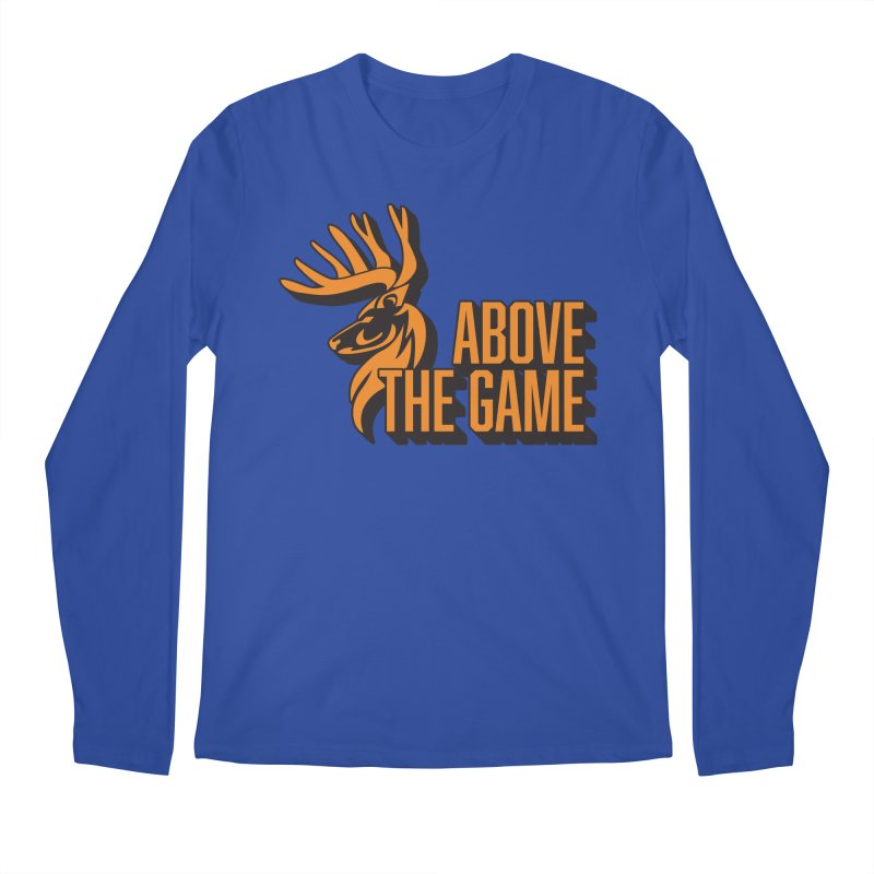 Above The Game Men's Regular Longsleeve T-Shirt by abovethegame's Artist Shop