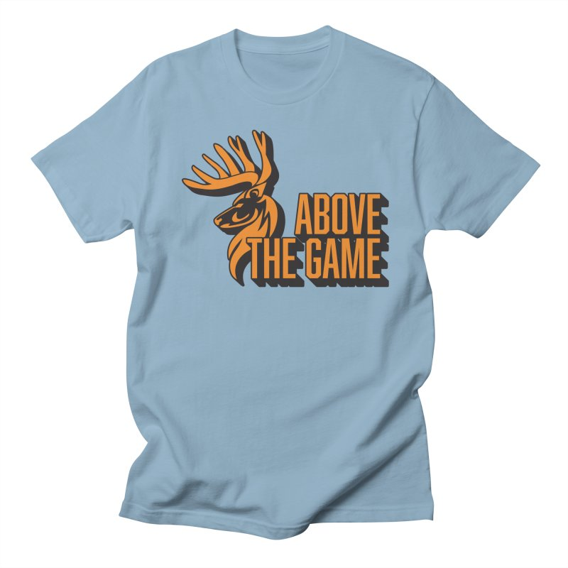 Above The Game Men's Regular T-Shirt by abovethegame's Artist Shop