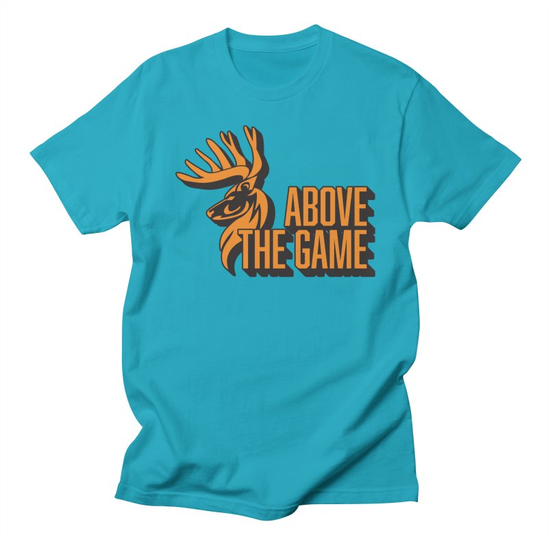 Above The Game Women's Regular Unisex T-Shirt by abovethegame's Artist Shop