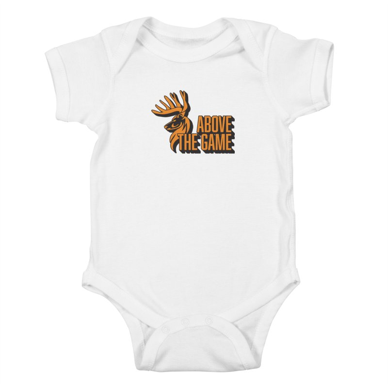 Above The Game Kids Baby Bodysuit by abovethegame's Artist Shop