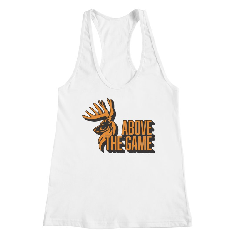 Above The Game Women's Tank by abovethegame's Artist Shop