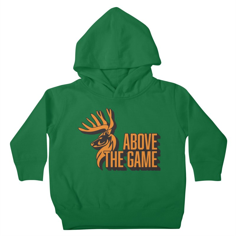 Above The Game Kids Toddler Pullover Hoody by abovethegame's Artist Shop