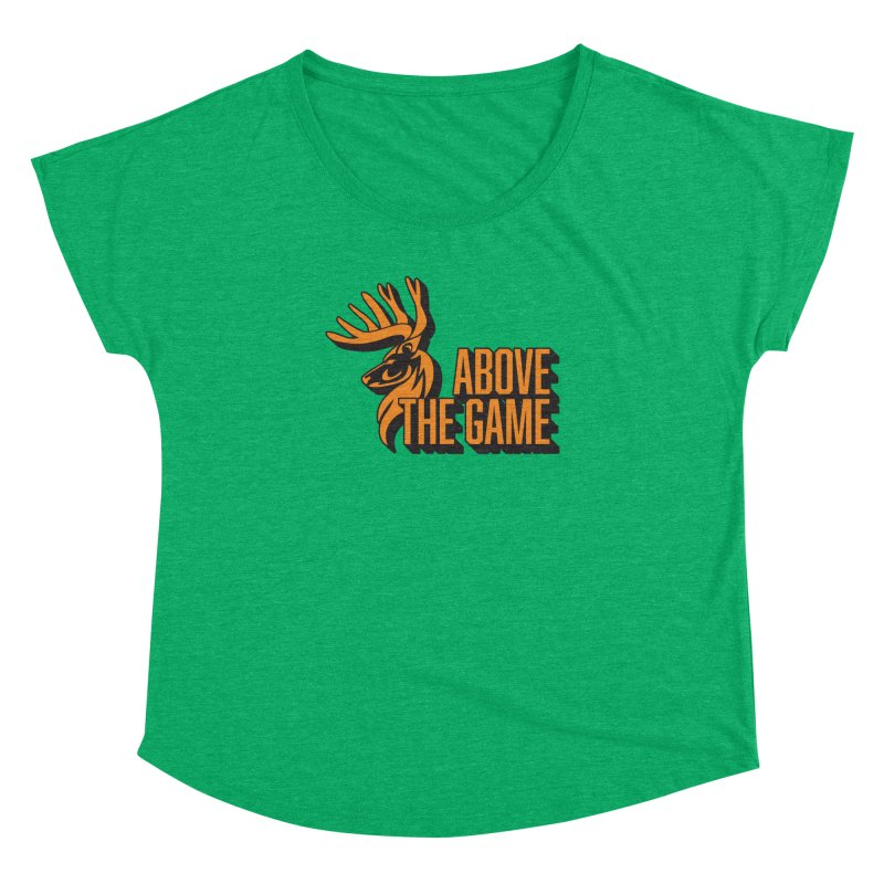 Above The Game Women's Dolman by abovethegame's Artist Shop
