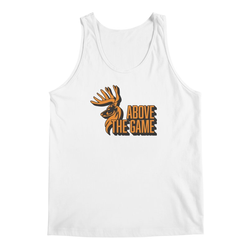 Above The Game Men's Regular Tank by abovethegame's Artist Shop
