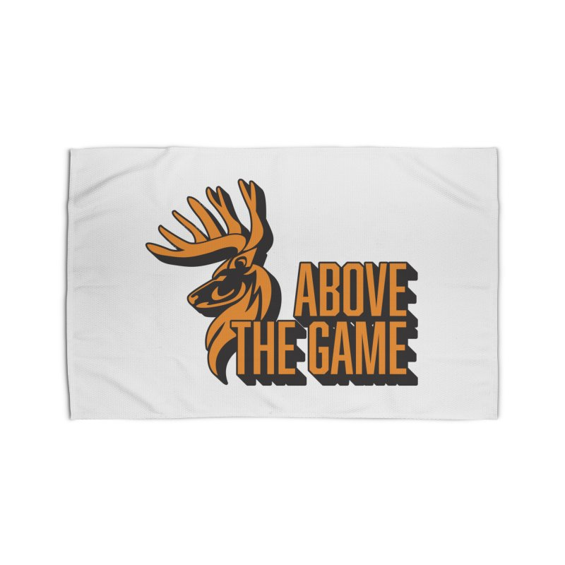 Above The Game Home Rug by abovethegame's Artist Shop