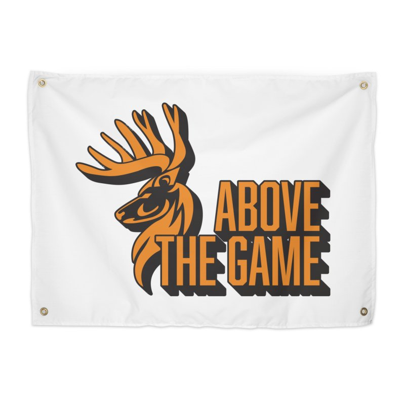 Above The Game Home Tapestry by abovethegame's Artist Shop