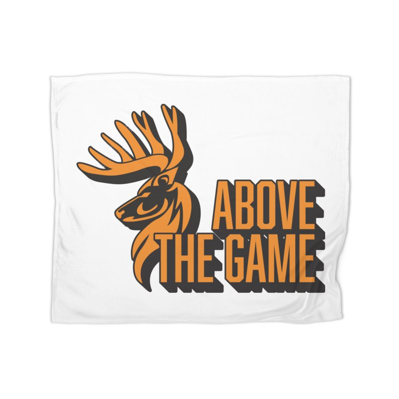 Above The Game Home Blanket by abovethegame's Artist Shop