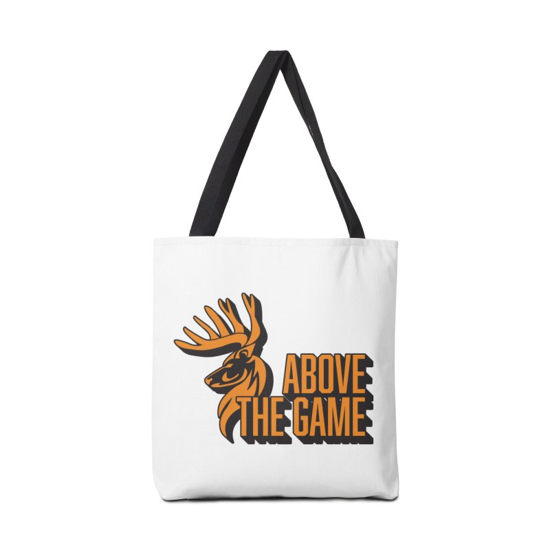 Above The Game Accessories Tote Bag Bag by abovethegame's Artist Shop