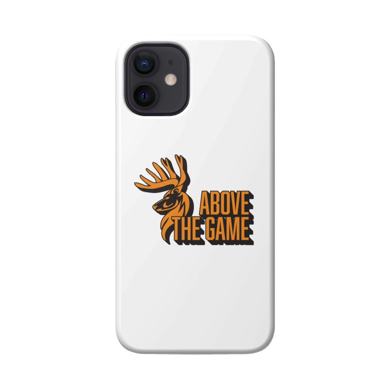 Above The Game Accessories Phone Case by abovethegame's Artist Shop
