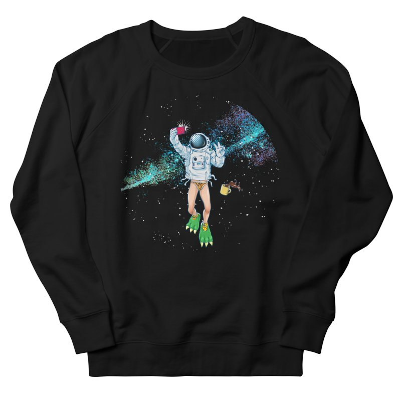 Balls in Space Men's Sweatshirt by abrahambalcazar's Artist Shop