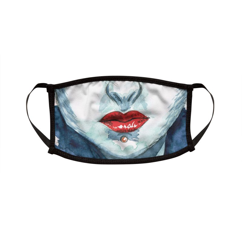 Beautymask 1 Accessories Face Mask by abrahambalcazar's Artist Shop