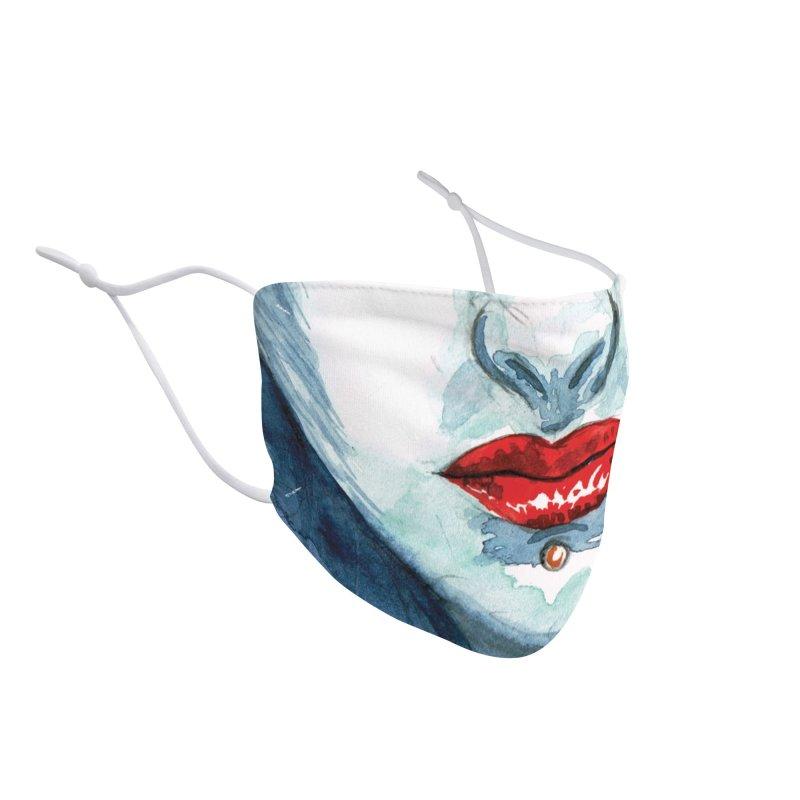 Beautymask 1 Accessories Face Mask by abrahambalcazar's Artist Shop