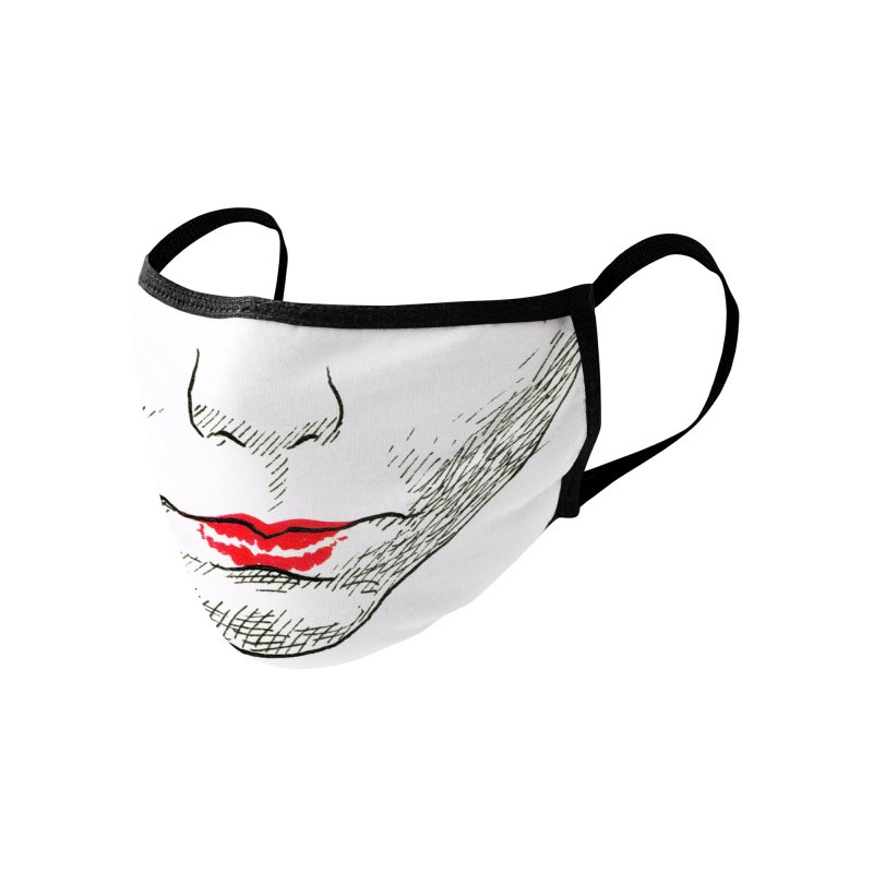 Beautymask 2 Accessories Face Mask by abrahambalcazar's Artist Shop