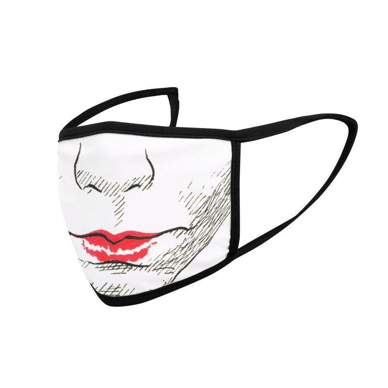 Beautymask 2 Accessories Face Mask by abrahambalcazar's Artist Shop