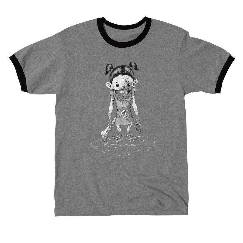 La niña Women's T-Shirt by abrahambalcazar's Artist Shop