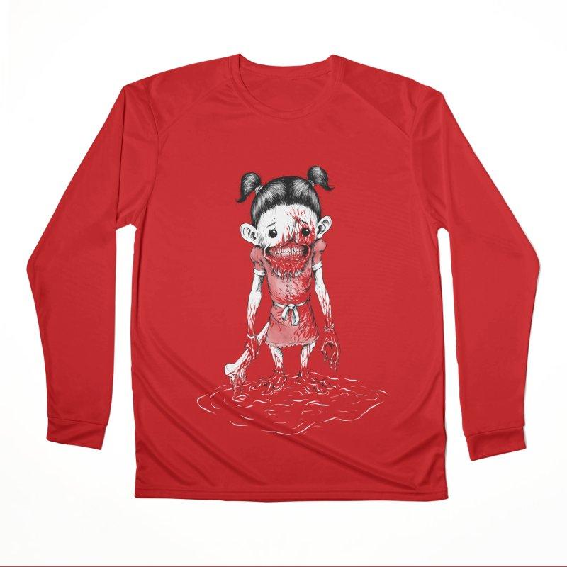 La niña Women's Longsleeve T-Shirt by abrahambalcazar's Artist Shop