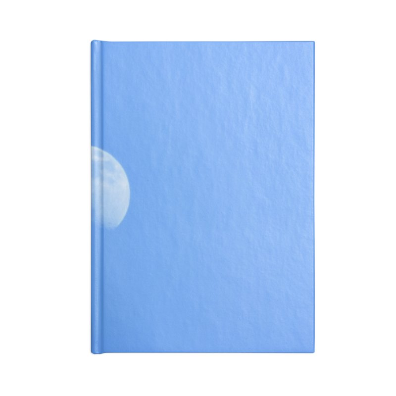 To the Moon and back Accessories Notebook by Abroadland Art