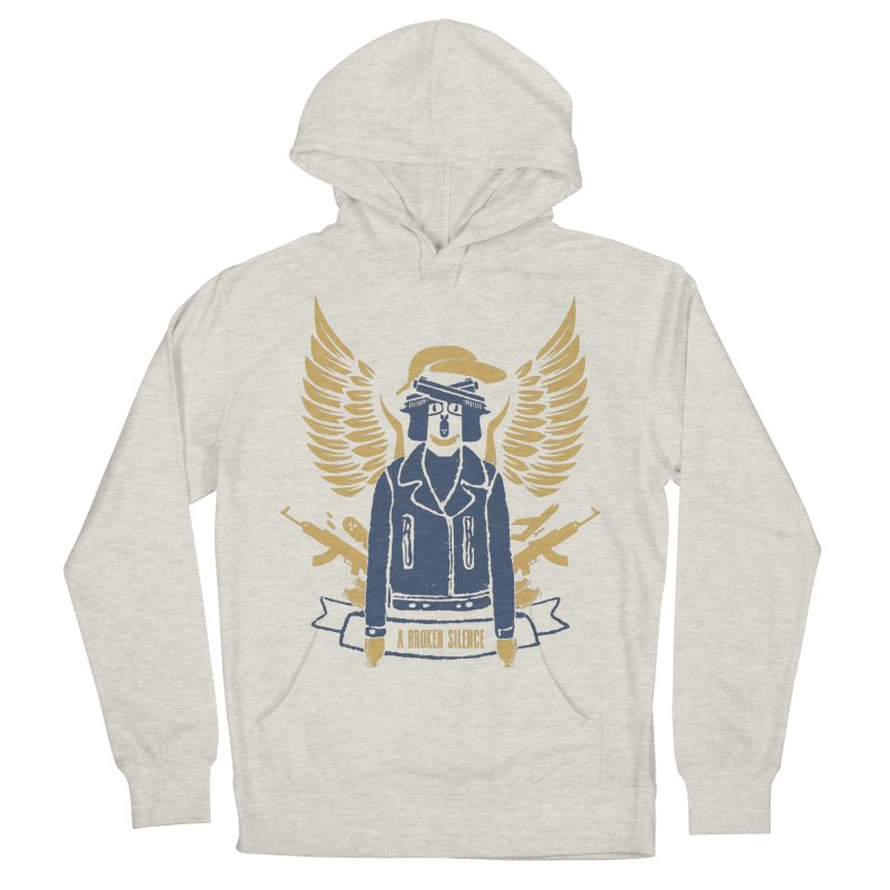 Boom Men's French Terry Pullover Hoody by abrokensilence's Artist Shop