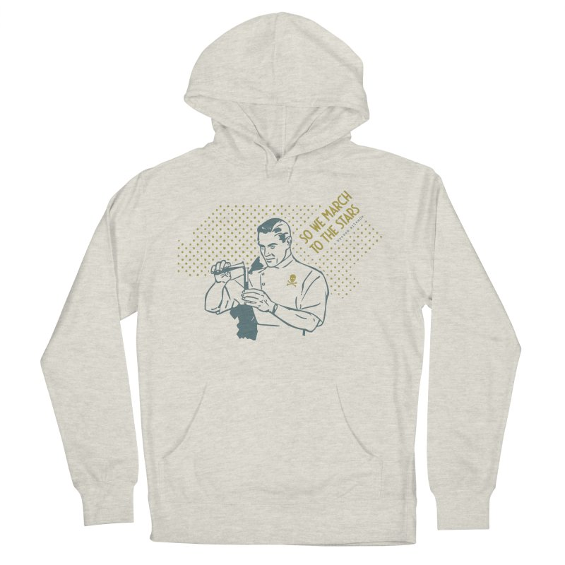 So we March to the Stars Men's Pullover Hoody by abrokensilence's Artist Shop