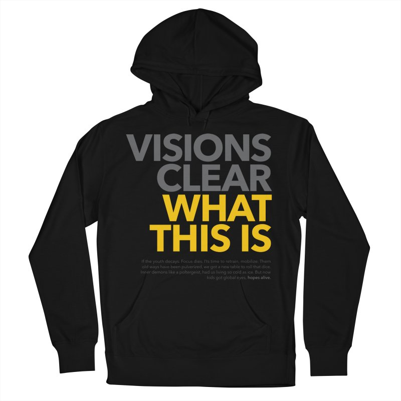 This is hope Men's Pullover Hoody by abrokensilence's Artist Shop