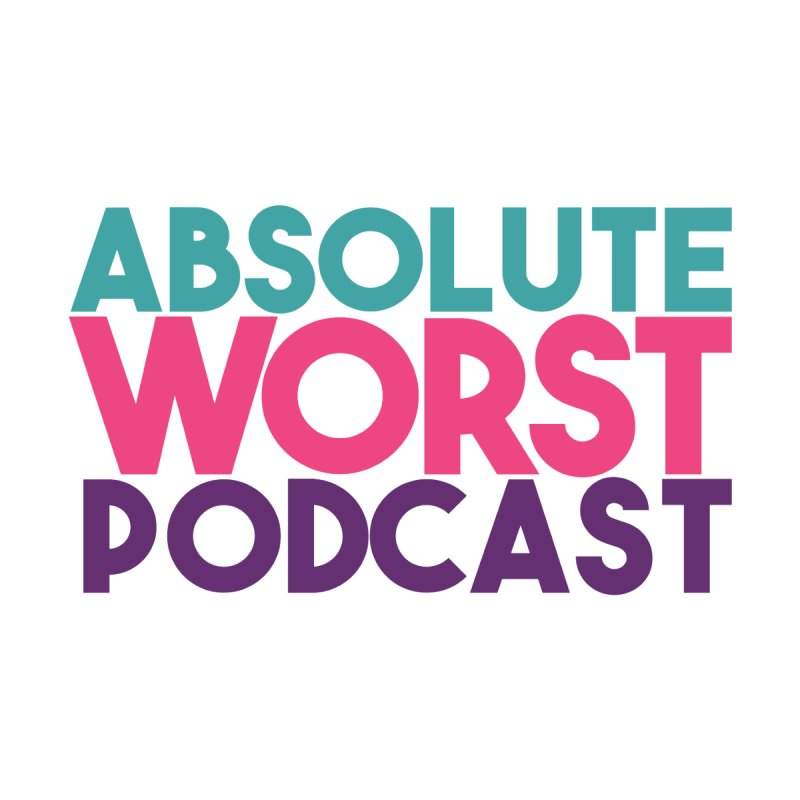 ABSLOUTE WORST PODCAST Men's V-Neck by Absolute Worst Podcast