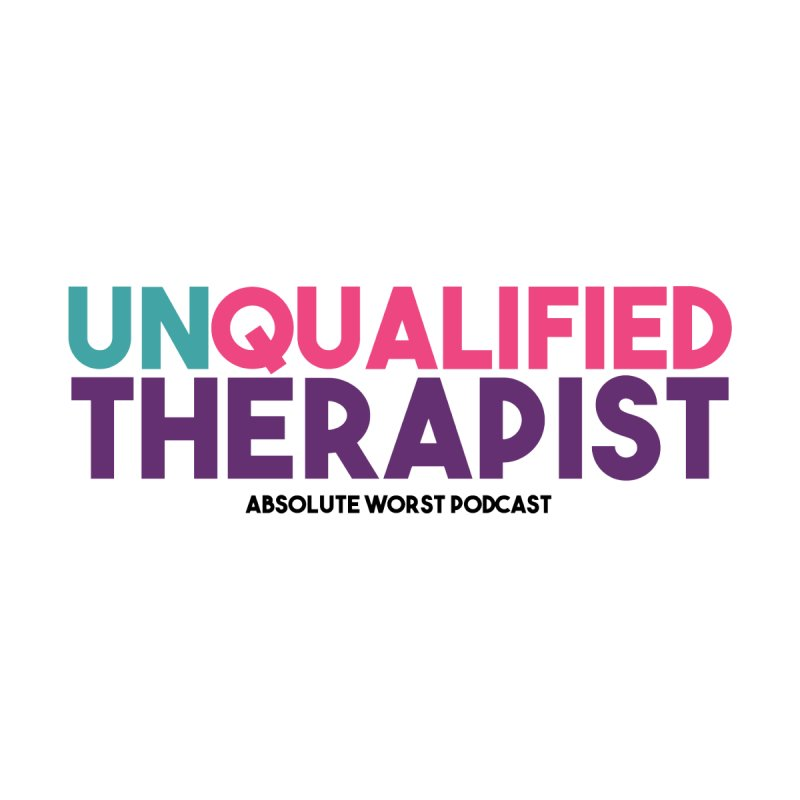Unqualified Thereapist Home Blanket by Absolute Worst Podcast