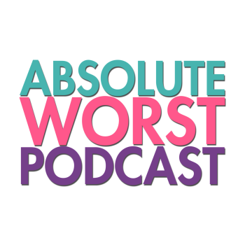 Absolute Worst Podcast Logo