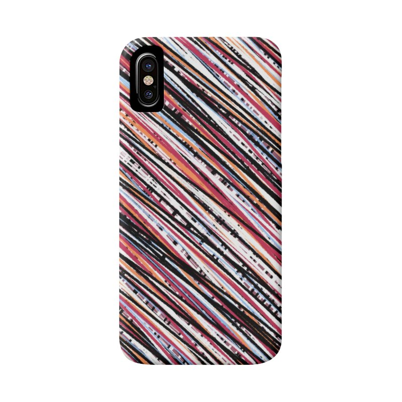 Betty White's Sweater Accessories Phone Case by Abstract Bag Company