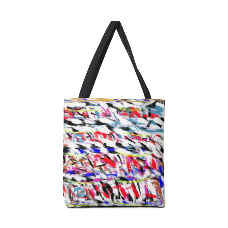 Marching Colors of Mrs. King Accessories Bag by Abstract Bag Company