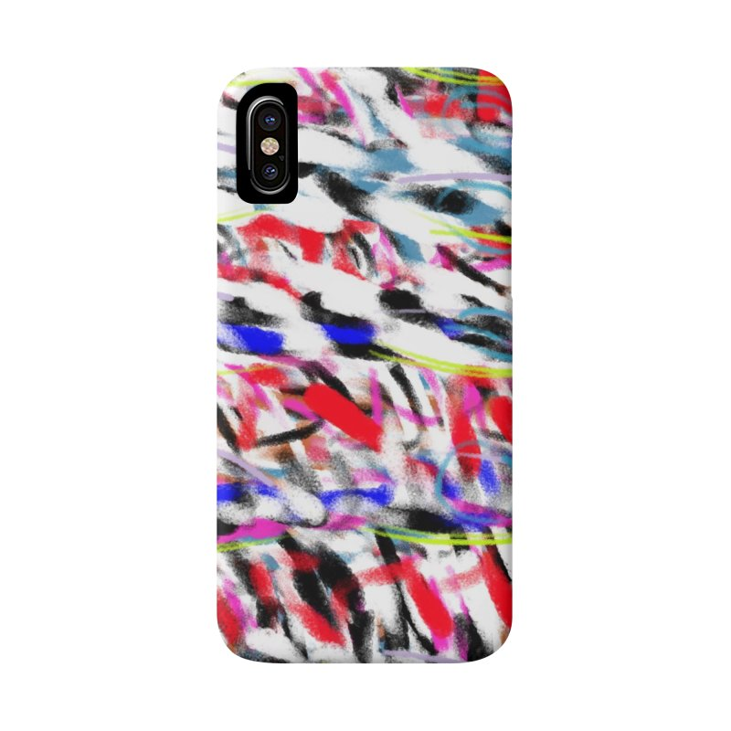 Marching Colors of Mrs. King Accessories Phone Case by Abstract Bag Company