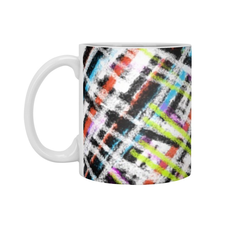 Sherlock has a Sister Accessories Standard Mug by Abstract Bag Company