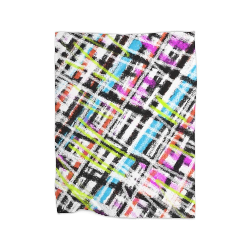 Sherlock has a Sister Home Blanket by Abstract Bag Company