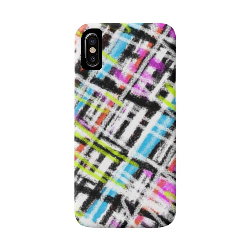 Sherlock has a Sister Accessories Phone Case by Abstract Bag Company