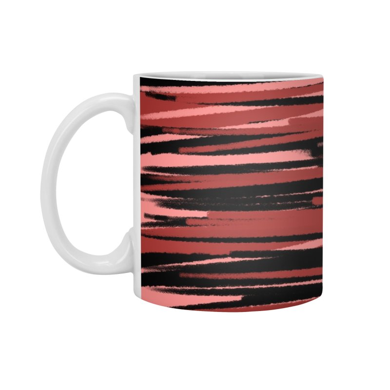 Drew Barrymore is a Cannibal Accessories Standard Mug by Abstract Bag Company