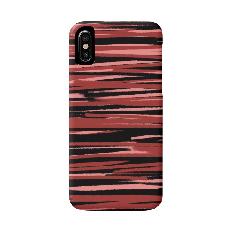 Drew Barrymore is a Cannibal Accessories Phone Case by Abstract Bag Company