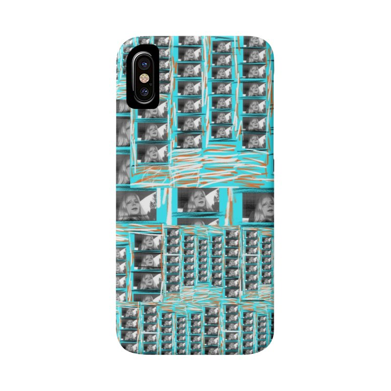 Chelsea Girl Set Free Accessories Phone Case by Abstract Bag Company