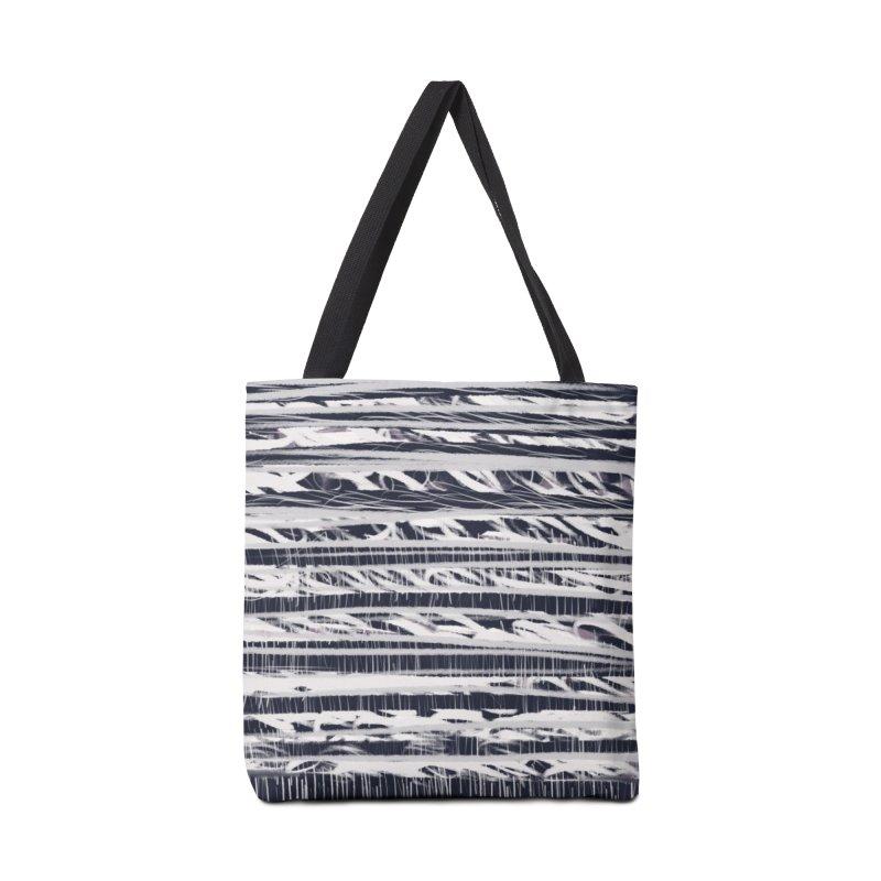 Polaroid Polar Bear Accessories Bag by Abstract Bag Company