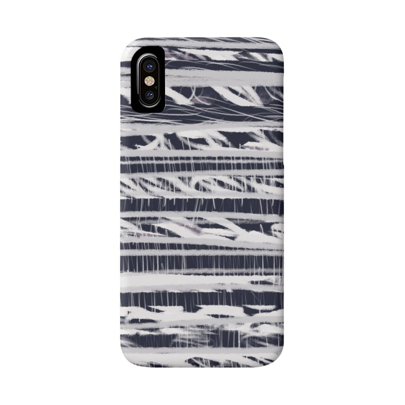 Polaroid Polar Bear Accessories Phone Case by Abstract Bag Company