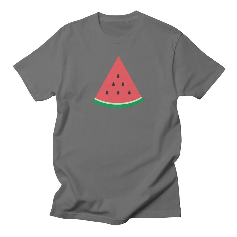 Watermelon Slice Men's T-Shirt by abstractocreate's Artist Shop