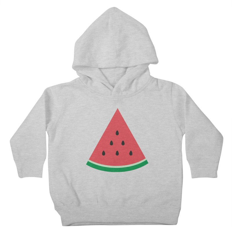 Watermelon Slice Kids Toddler Pullover Hoody by abstractocreate's Artist Shop