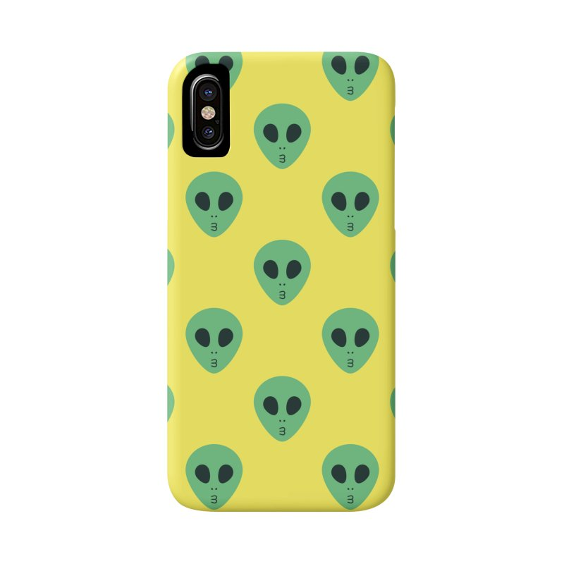 Alien Tumblr Accessories Phone Case by abstractocreate's Artist Shop