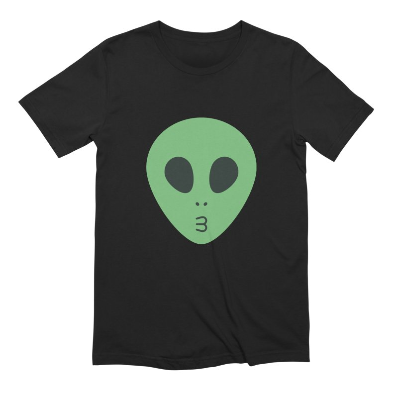 Alien Tumblr Men's Extra Soft T-Shirt by abstractocreate's Artist Shop