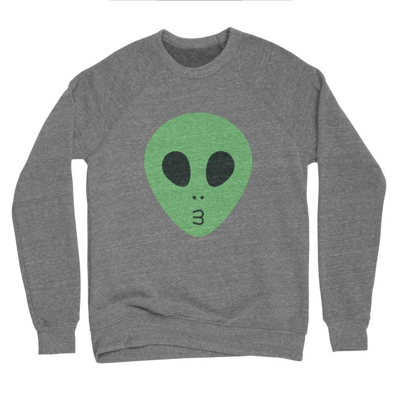 Alien Tumblr Women's Sponge Fleece Sweatshirt by abstractocreate's Artist Shop