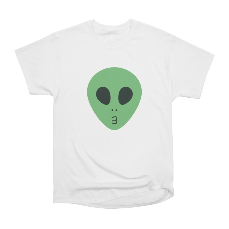 Alien Tumblr Men's Heavyweight T-Shirt by abstractocreate's Artist Shop
